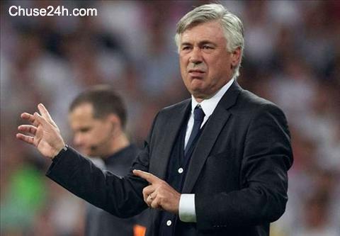 "AC Milan ""năn nỉ"" Ancelotti trở lại San Siro"