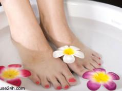 Bí quyết chăm sóc da chân