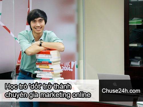 Anh Nam cho rằngtận tâm với khách hàng chính là yếu tố thành công trong kinh doanh.