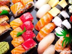 Những quan niệm sai lầm về món sushi Nhật