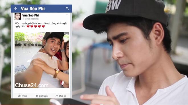 Nhiều bạn trẻ sẵn sàng đăng tải bức ảnh có gương mặt mình nổi bật mà không quan tâm đến những người bên cạnh.