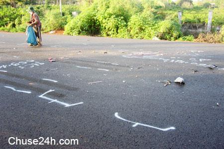 Thanh nhiên thiệt mạng, sau tai nạn hai xe đấu đầu