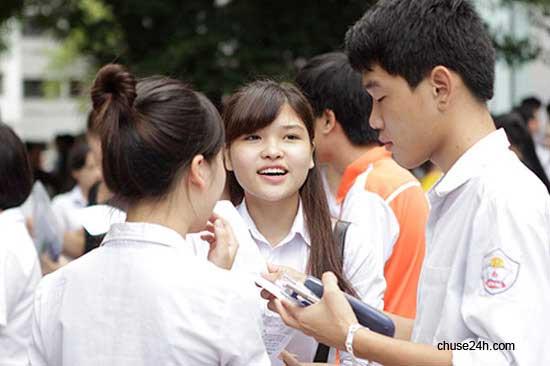 Điều không tiết lộ về kỳ thi vào Đại học Quốc gia Hà Nội