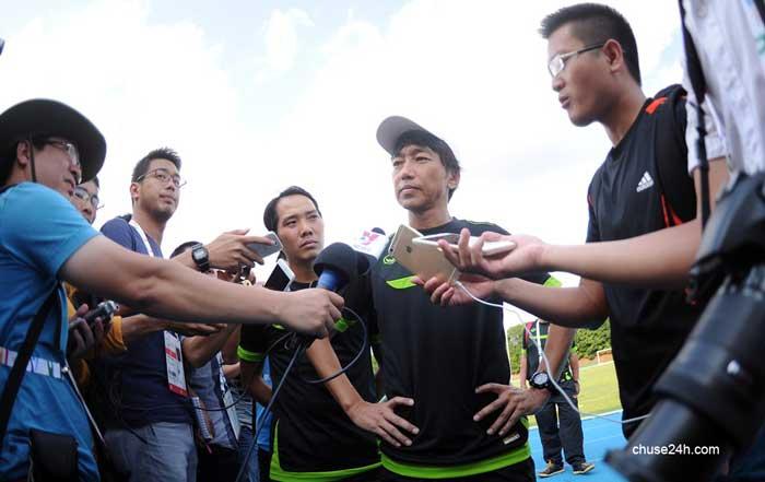 HLV Miura - U23 Việt Nam sẽ dành chiến thắng Brunei