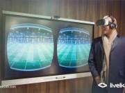 LiveLike VR - Viên gạch đầu tiên của truyền hình thực tế ảo