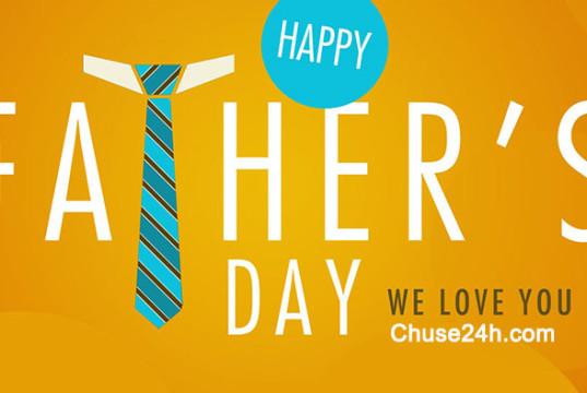 Chào đón Ngày của Cha - father's day