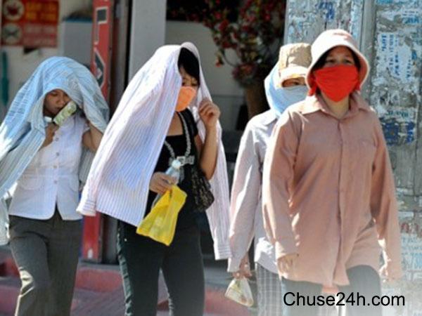 5 bệnh thường gặp vào mùa hè
