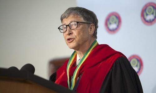 Bill Gates: Muốn kiếm nhiều tiền nên học Đại học