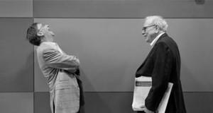 Bill Gates học được gì từ Warren Buffett