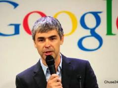 Người sáng lập Google từng bỏ qua bằng tiến sĩ