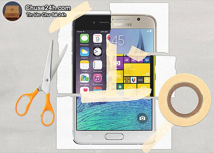smartphone hoàn hảo, LG G4 ,HTC One M9, iPhone 6, Galaxy S6, Droid Turbo, Moto X