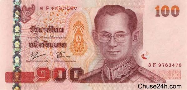 Lưu ý về tiền tệ khi du lịch Thailand