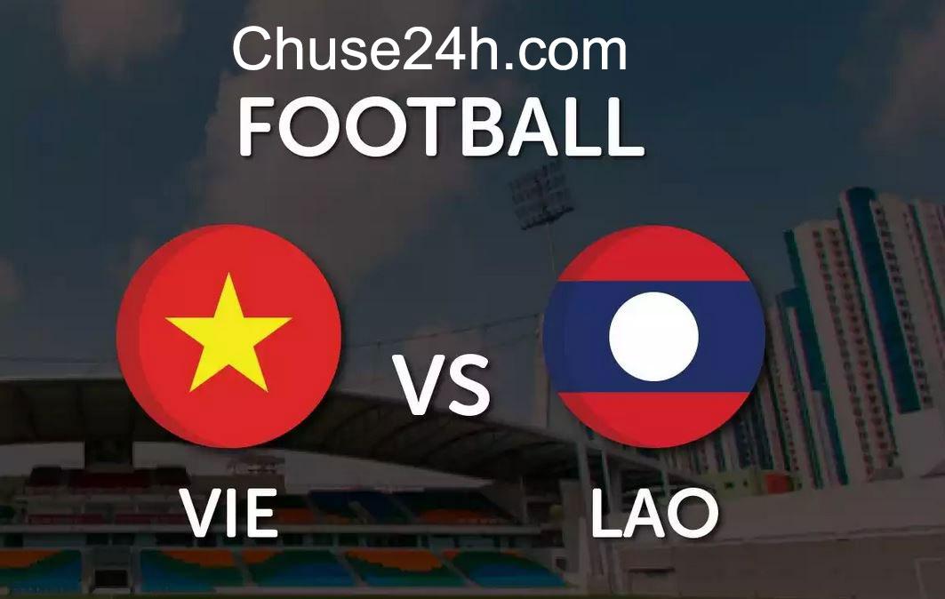 Trực tiếp: SEA Games 28 - U23 Việt Nam Vs U23 Lào