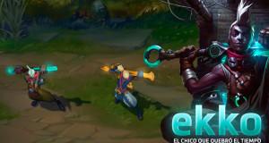 Những bí mật không thể ngờ về Ekko