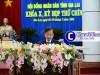 Chủ tịch HĐND tỉnh Phạm Đình Thu phát biểu khai mạc