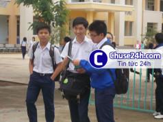 Chuyên Hùng Vương Công bố điểm xét tuyển vào lớp 10