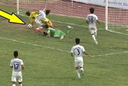 Clip: Chứng minh HAGL đã thua oan trước FLC Thanh Hóa