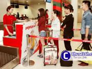 Bay đến Hàn Quốc, Singapore... với giá vé 0 đồng