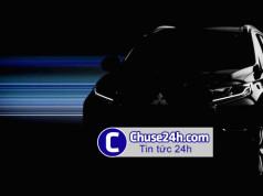 Mitsubishi hé lộ về Pajero Sport mới, chính thức ra mắt ngày 01/08