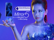 Trên tay nhanh OPPO Mirror 5 - Bản lĩnh lấp lánh tựa kim cương