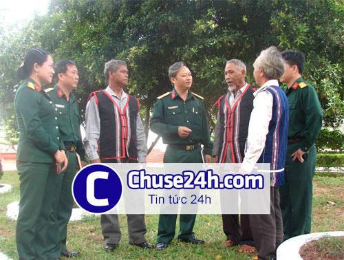 Phát huy vai trò già làng ở Gia Lai