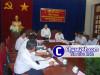 Ban chỉ đạo Trung ương về phòng, chống tham nhũng làm việc tại Gia Lai
