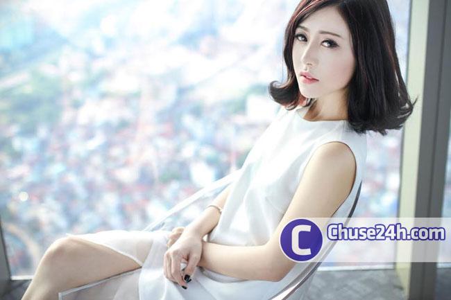 9X Kon Tum Trần Thu Hòa hút dân mạng vì xinh đẹp, hát hay