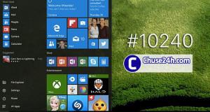 Ý nghĩa thú vị đằng sau mã hiệu Build 10240 của Windows 10