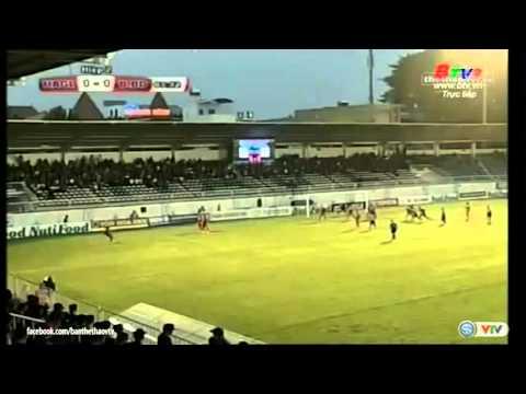 Video vòng 17 V-league 2015 - HAGL 2-1 B.Bình Dương