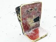 Samsung Galaxy S6 Edge Iron Man bị đập nát... trong vài nốt nhạc