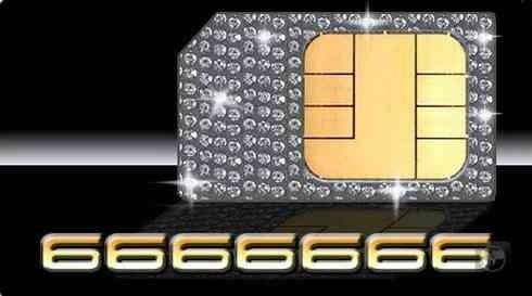 666-6666 là số điện thoại đắt nhất thế giới. Ảnh: Mostcostly.