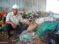 Vợ chồng yêu rác ở Chư Sê