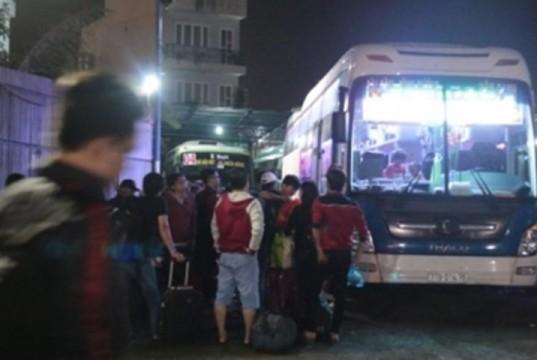 Nửa đêm, Giám đốc Sở Gia Lai buộc nhà xe trả lại tiền cho khách