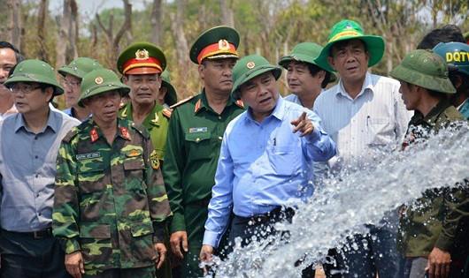Hỗ trợ dân 4 tỉnh Tây Nguyên 2.000 tấn gạo