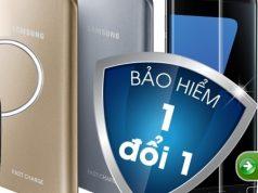 Đặt trước Samsung Galaxy S7/ S7 Edge tại Viễn Thông A Chư Sê - Tặng bộ quà đẳng cấp