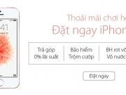 iPhone SE chính hãng - với gói quà tặng tuyệt đỉnh từ Viễn Thông A