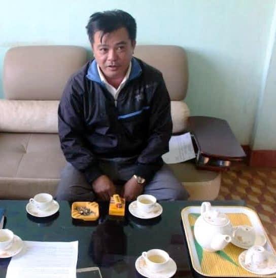Chủ tịch xã, Đoàn Văn Tùng
