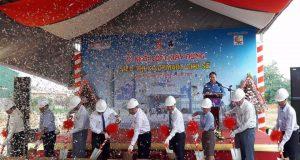 Lễ khởi công xây dựng siêu thị Co.opmart Chư Sê