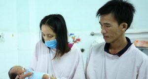 Người mẹ trẻ chiến đấu với ung thư dạ dày giai đoạn muộn để giữ con