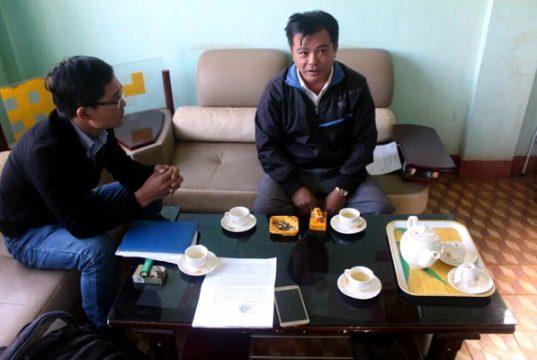 Cách hết chức vụ trong Đảng đối với Chủ tịch xã H'Bông lấn chiếm đất công