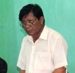 Ông Nguyễn Đình Viên – Trưởng phòng TN&MT huyện Chư Sê.