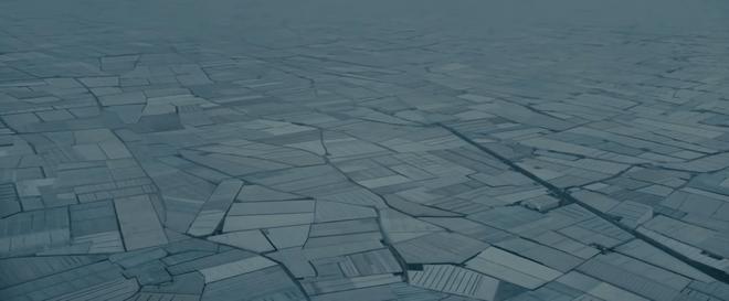 Cảnh mở đầu của Blade Runner 2049.